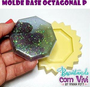 Molde Base Octagonal - BCV