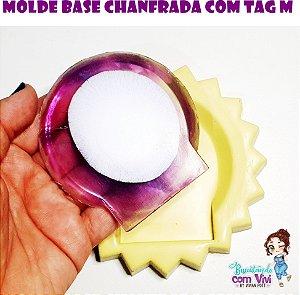 Molde Base Chanfrada com TAG - BCV