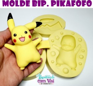 Molde Bip. PikaFofo - BCV