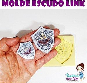 Molde Escudo Link - BCV