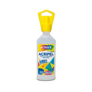 Acripel Relevo Incolor - 35ml - Acrilex