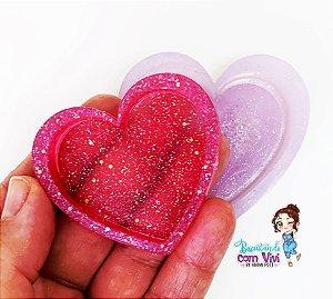 Molde Shaker Coração - BCV