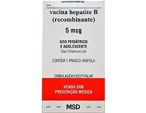Vacina Hepatite B Infantil