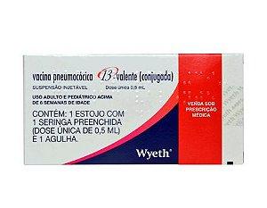 Vacina Prevenar 13 (Pneumocócica)