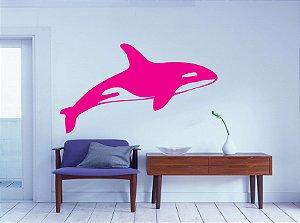 Adesivo Baleias