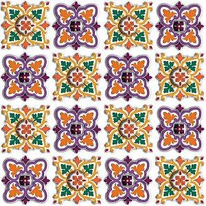 Papel de parede adesivo azulejo português morfits