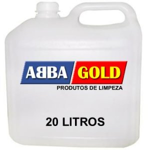 Desinfetante ABBA GOLD Aveia - 20 litros