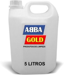 Alvejante ABBA GOLD Roupas Brancas e Coloridas