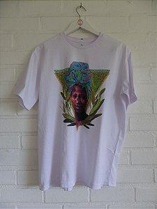 Camisa estampa Tereza de Benguela