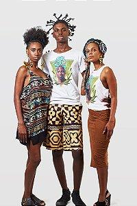 Camisa estampa Tereza de Benguela - AGÊNERA