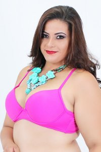 Top com Bojo Pink Plus Size