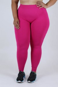 Calça Legging Up Control Plus Size
