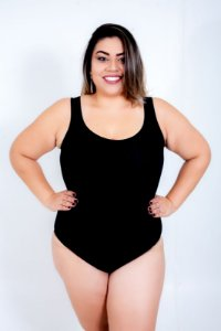 Body Segunda Pele Lupo Plus Size