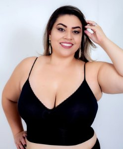 Top Lupo Sem Bojo  Plus Size