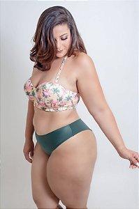 Tanga Fio Duplo Lisa Plus Size