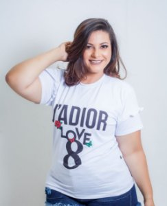T-Shirts Diversas Plus  Size