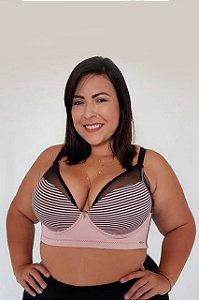Sutiã Catarina com Bojo Plus Size