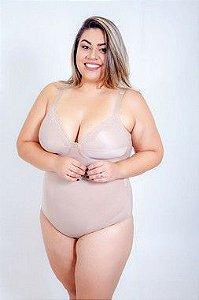 Modelador Sem Bojo Plus Size