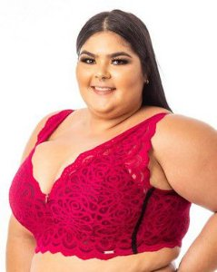 CROPED SISSIA PLUS SIZE