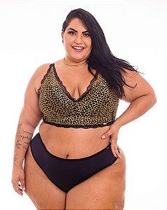 Sutiã Renda Sissia Dubai Plus Size
