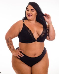 Sutiã Juliana Plus Size