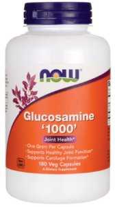 Glucosamina 1000mg | 180 Cápsulas - Now