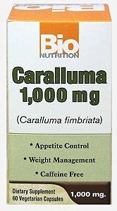 Caralluma 1.000mg| 60 Cápsulas - Bio Nutrition