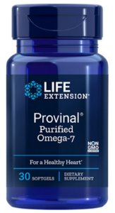 Provinal Ômega-7 Purificado | 30 Softgels - Life Extension