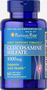 Glucosamina  1000mg  | 60 Cápsulas - Puritan's Pride