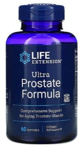 Ultra Prostate Formula | 60 Softgels - LifeExtension