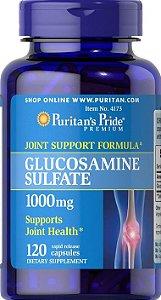 Glucosamina  1000mg    120 Cápsulas - Puritan's Pride