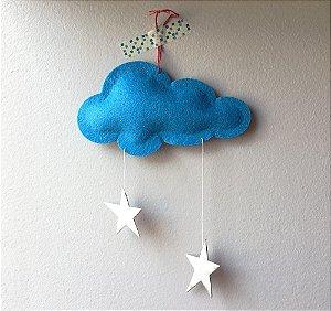 Mini Nuvem Star Sea Blue