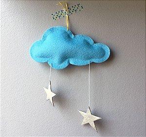 Mini Nuvem Star Baby Blue