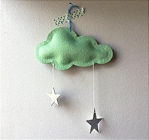 Mini Nuvem Star Moss Green