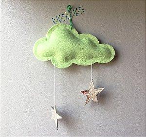 Mini Nuvem Star Baby Green