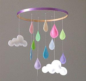 Rain Pastel Lilás