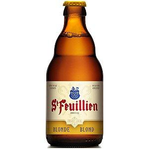 Cerveja Belga St Feuillien Blonde 330ml