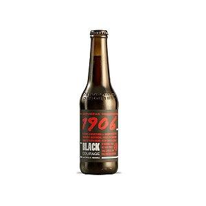 Cerveja Estrella1906 Black Coupage 330ml