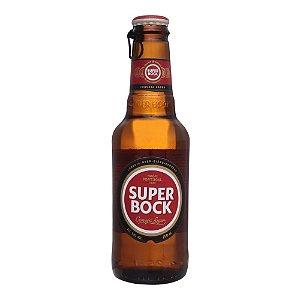 Cerveja Portuguesa Super Bock 250ml