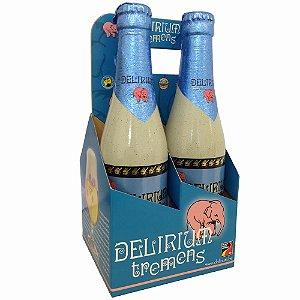 Four Pack cervejas Delirium Tremens C/ 4 unidades