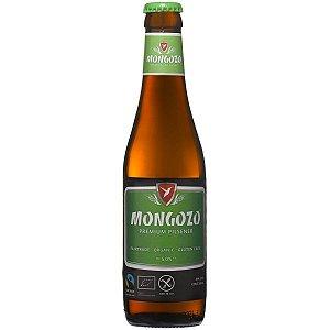 Mongozo Pilsner Sem Gluten 330ml