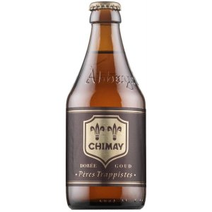 Cerveja Belga Trapista Chimay Doree Gold 330ml