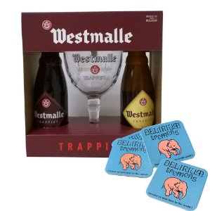 Kit Cervejas Westmalle 330ml