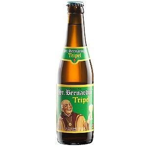 Cerveja Belga St Bernardus Tripel 330ml