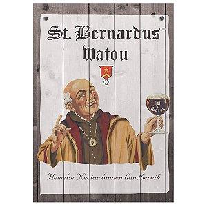 Placa St Bernardus
