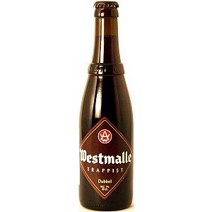 Westmalle Dubbel 330ml Cerveja Belga Trapista