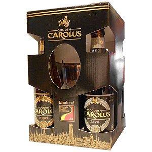 Kit Cervejas Gouden Carolus 330ml