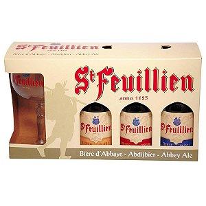 Kit Cervejas St Feuillien