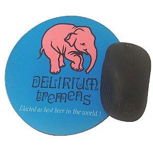 Mouse Pad / Porta Copo Delirium Tremens