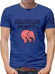 Camisa Delirium Tremens Azul
